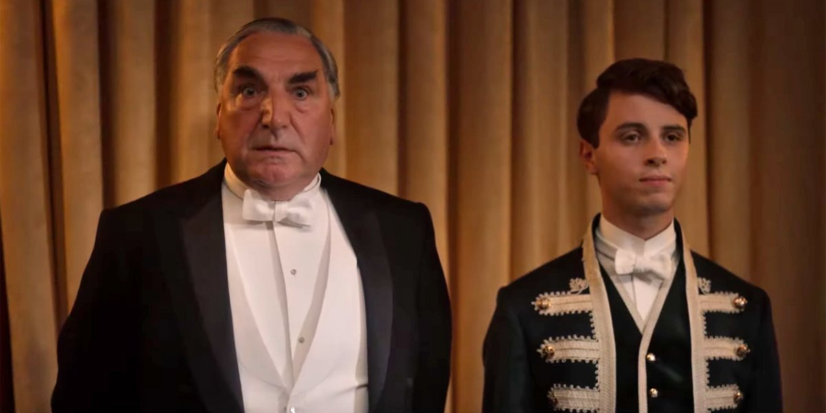 One Thing The Downton Abbey Cast Kept Doing That Wasn't Historically Accurate