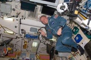 For Space Commander, Birthday Wishes From Earth