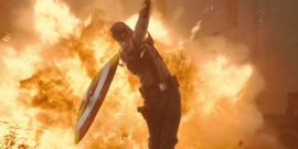 Marvel Fan Makes A Captain America Shield That Actually Bounces Back, And Wow