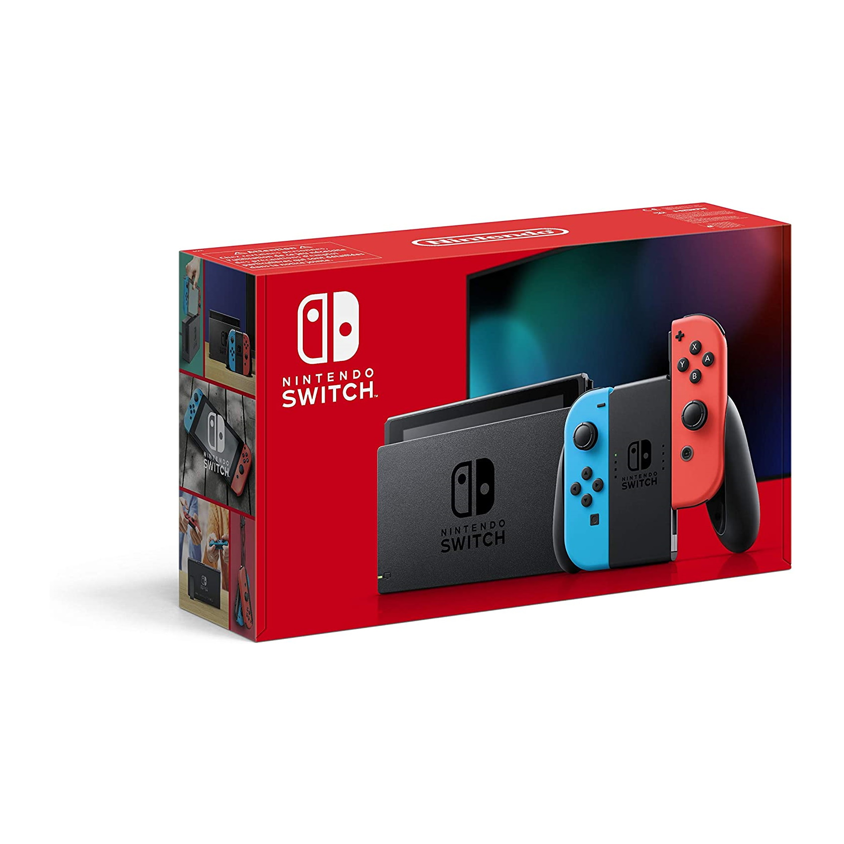 Nintendo Switch Deals Still In Stock At Amazon And Argos But