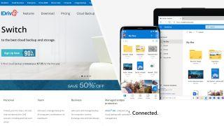 IDrive vs OneDrive