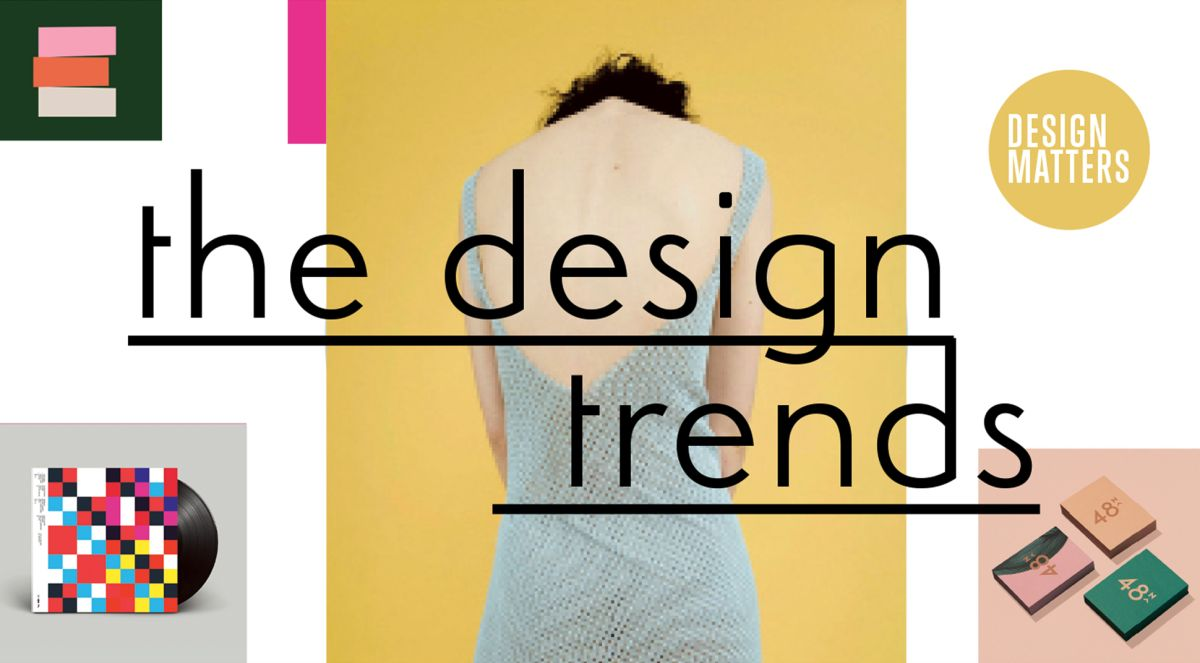 Discover hot new design trends with Computer Arts