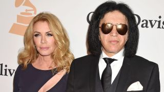 Shannon Tweed and husband Gene Simmons