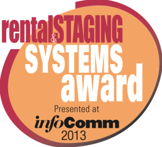Always Room at the Top - 2013 Rental & Staging Product Awards Winners