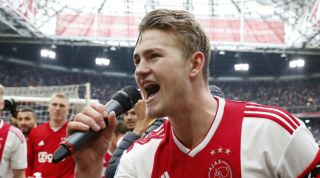 Matthjis De Ligt Ajax