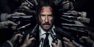 Keanu Reeves John Wick Chapter 2 Poster