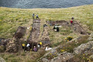 Tintagel Settlement