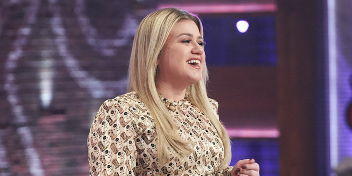 Kelly Clarkson May Be Getting Divorced, But Still Sends Love To Estranged Husband After Emmy Win