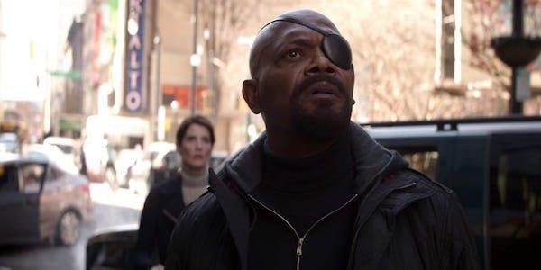 Samuel L. Jackson Really Doesn't Think He's In Avengers: Endgame