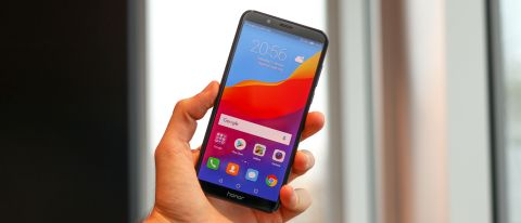Hands on: Honor 7C review | TechRadar