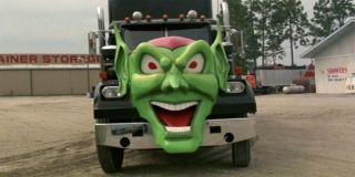 Maximum Overdrive Green Goblin truck