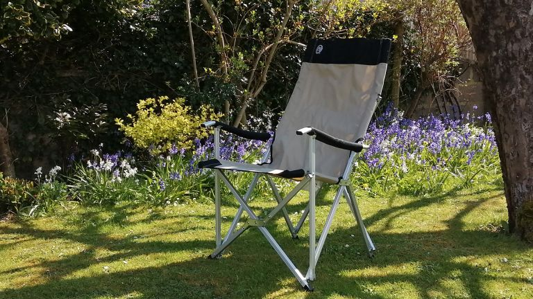 Coleman Sling Chair review