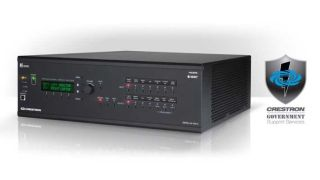 Crestron DMPS3-4K Presentation Systems Earn JITC Certification