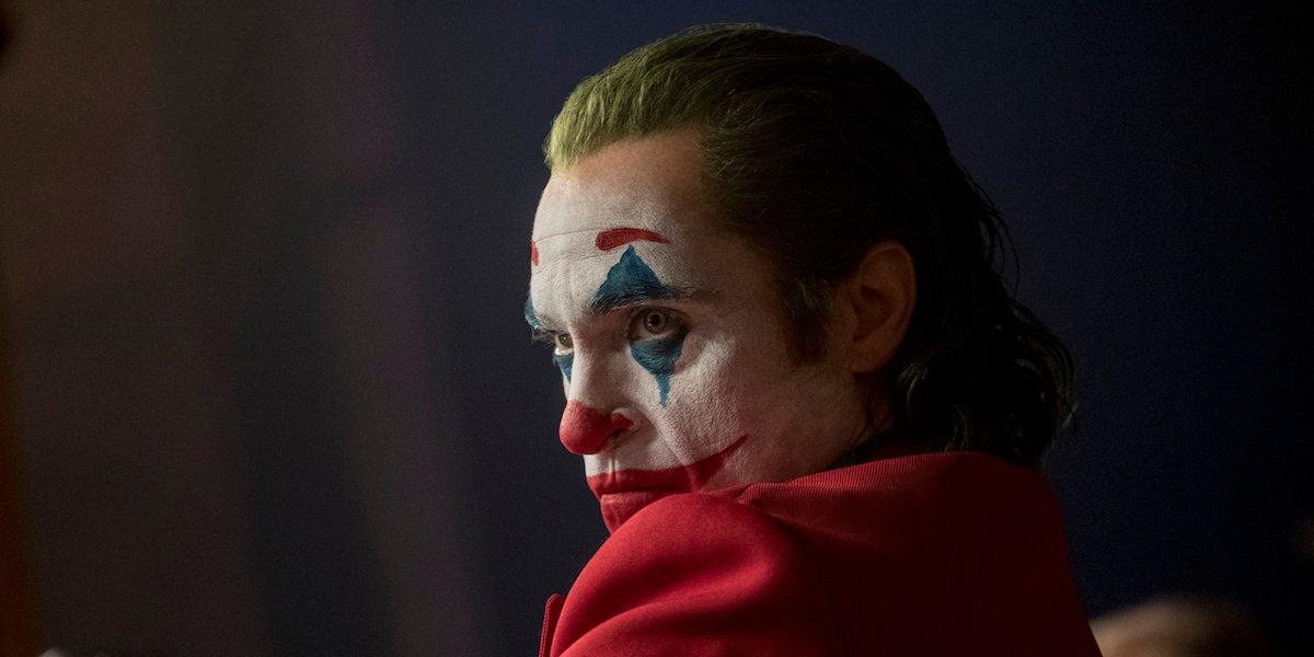 Joaquin as Joker