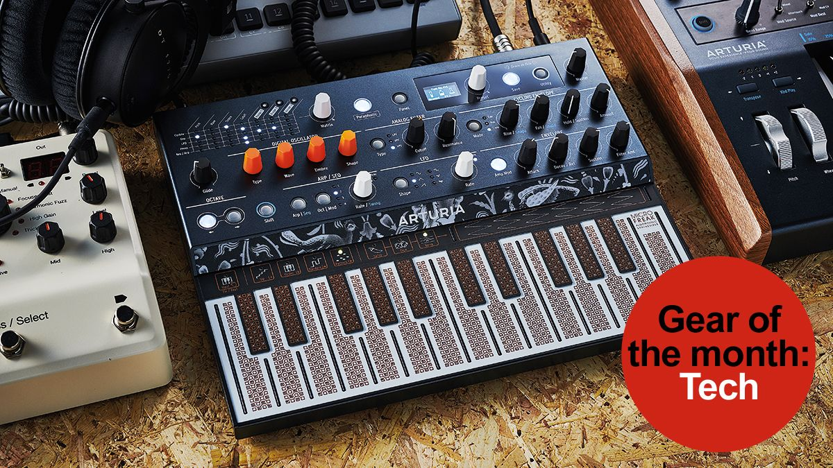 new hi tech music gear of the month review round up june 2019 musicradar. Black Bedroom Furniture Sets. Home Design Ideas