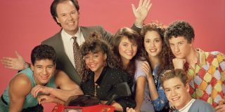 saved by the bell cast