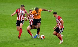 Sheffield United v Wolverhampton Wanderers – Premier League – Bramall Lane