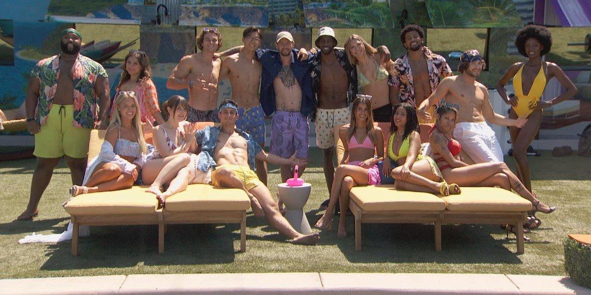 The Big Brother Season 23 cast CBS