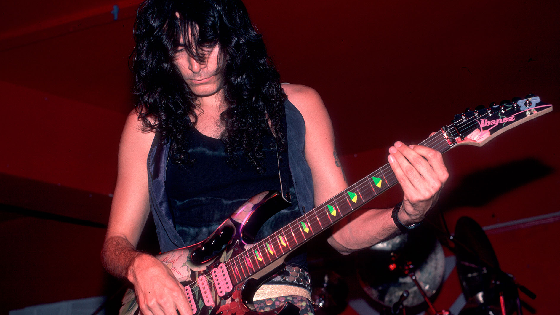 Steve Vai On His Time In Whitesnake There Was Real Aggression And Control In My Playing I Just Remember Thinking It Was Never Good Enough Back Then Guitar World