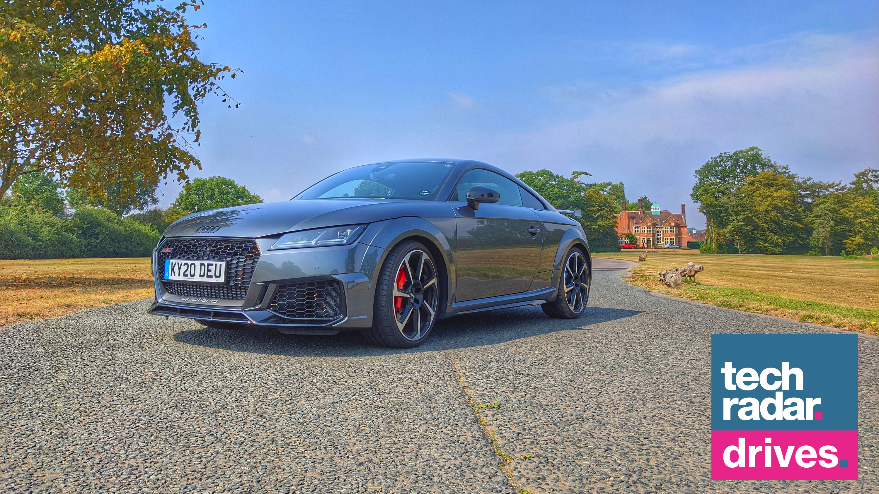 Audi Tt Rs The Pocket Rocket That Can Challenge A Supercar Techradar