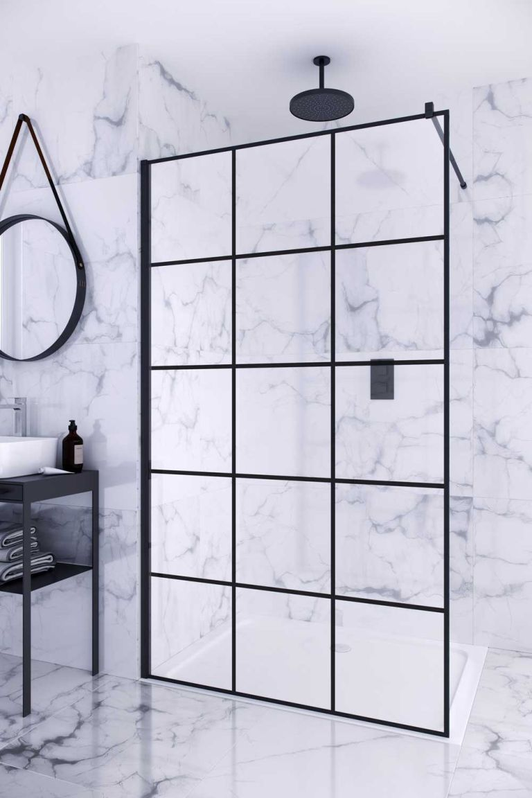 Matki shower screen