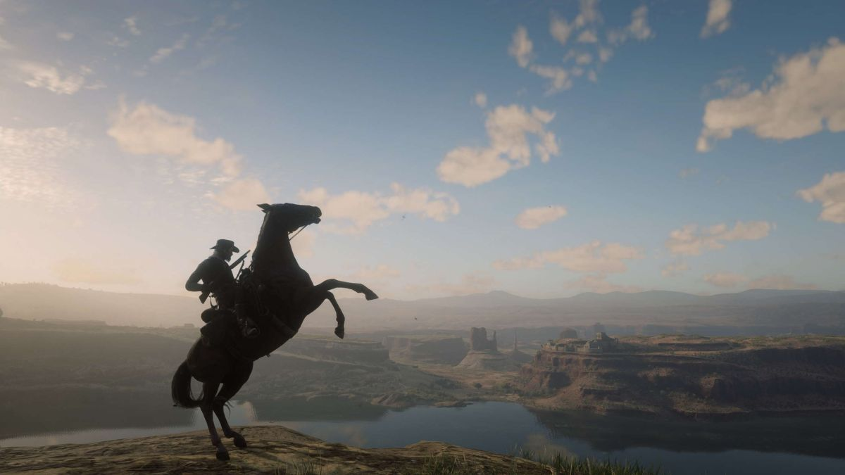 The mind-boggling work that went into Red Dead 2's incredibly lifelike horses