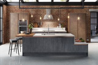 is the best kitchen worktop quartz and wood?