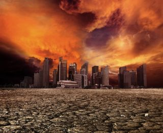 Post-Apocalypse World Artist's Concept
