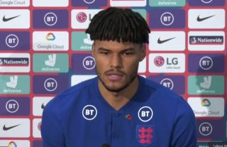 Tyrone Mings Zoom Press Conference
