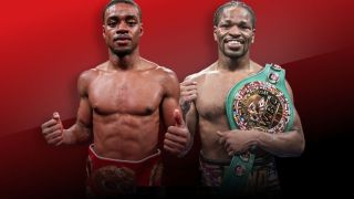 Errol Spence Jr vs Shawn Porter live stream
