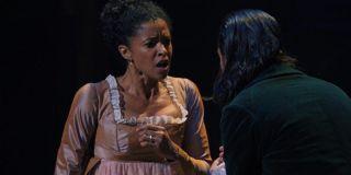 Renée Elise Goldsberry as Angelica Schuyler in Hamilton (2020)