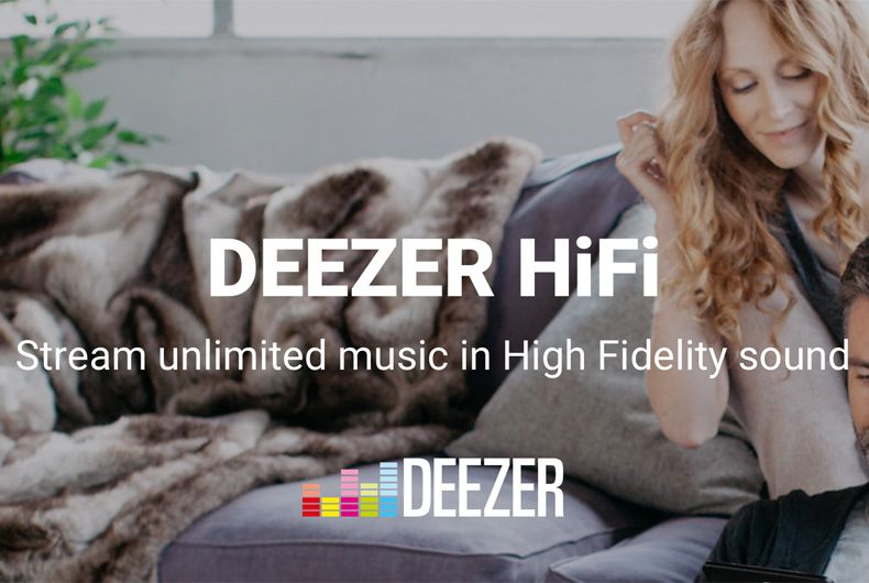 Deezer HiFi brings lossless audio and voice control to wireless