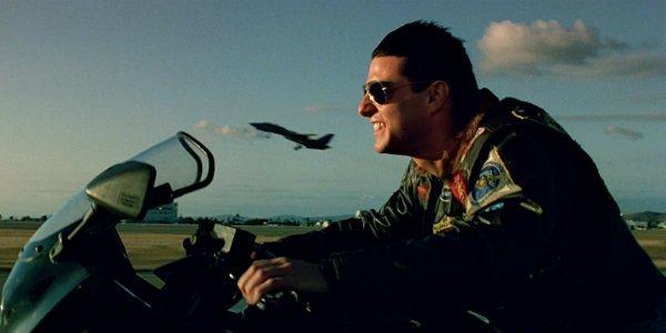 Top Gun Maverick motorcycle Tom Cruise