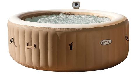 Intex PureSpa 77 Bubble inflatable hot tub review