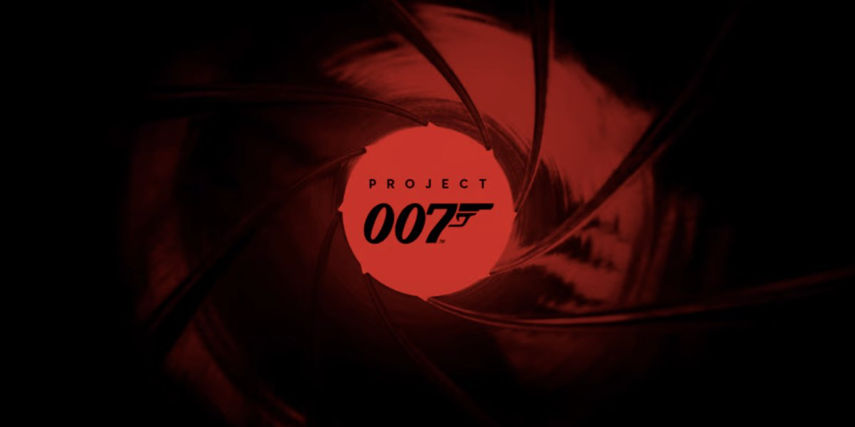 Project 007 logo in red