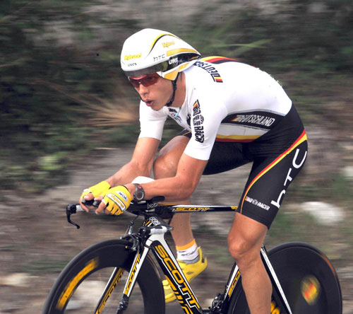 Tony Martin, Road World Championships 2009, men's time trial