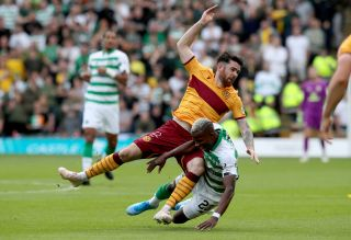 Motherwell v Celtic – Ladbrokes Scottish Premiership – Fir Park Stadium