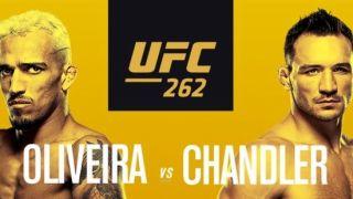 regarder UFC 262 oliveira vs chandler en streaming