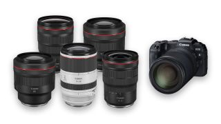 Canon EOS RP: 6 new RF mount lenses coming in 2019
