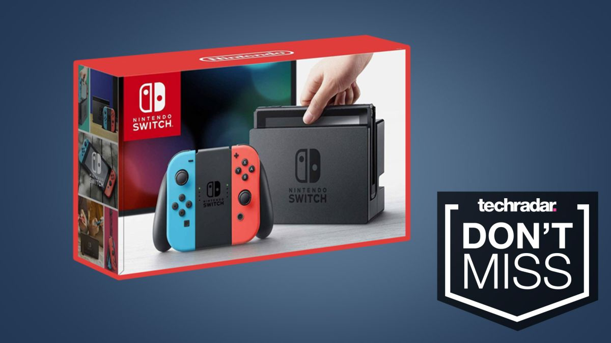 Nintendo Switch deal: buy the console at Amazon and receive a free $30 gift card