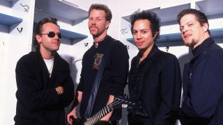 Metallica press shot 1996