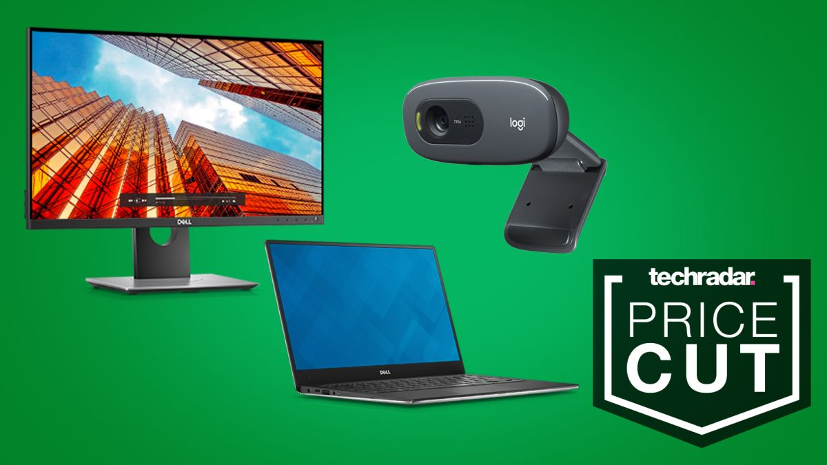 Dell's best deals: price cuts on laptops, monitors, webcams, printers, and more