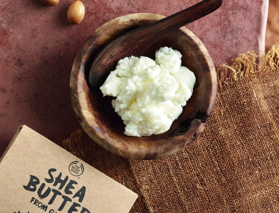 Body Shop Shea Butter: This nourishing new multi-purpose product works on your hair and your body