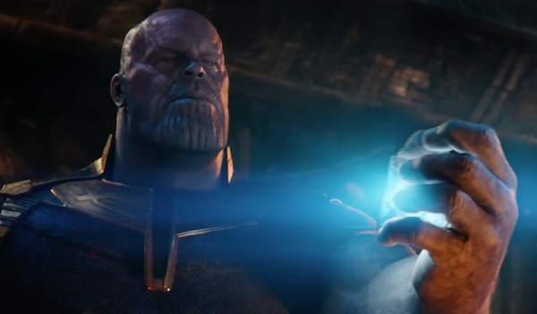 Thanos and the Tesseract