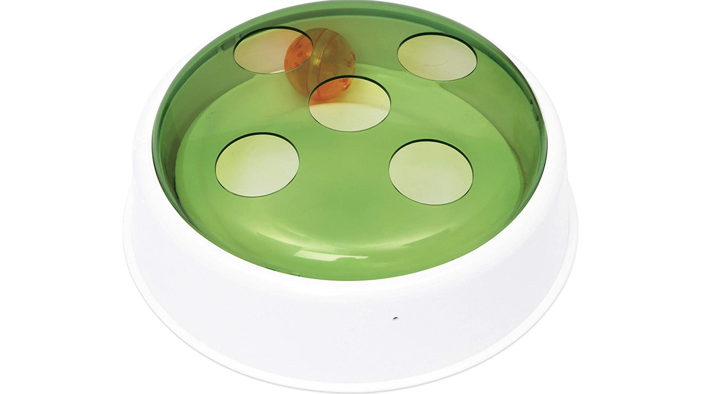 Meilleurs jouets pour chats: The Catit Senses 2.0 Ball Dome