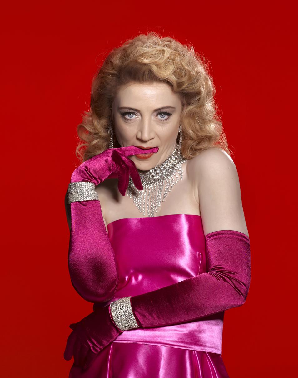 Kelli Hollis: 'I've always loved Madonna!'