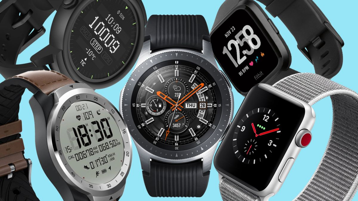 best smartwatch 2019 the top choices you can buy techradar. Black Bedroom Furniture Sets. Home Design Ideas