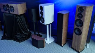 Wharfedale Evo 4 promises evolution of affordable hi-fi speakers