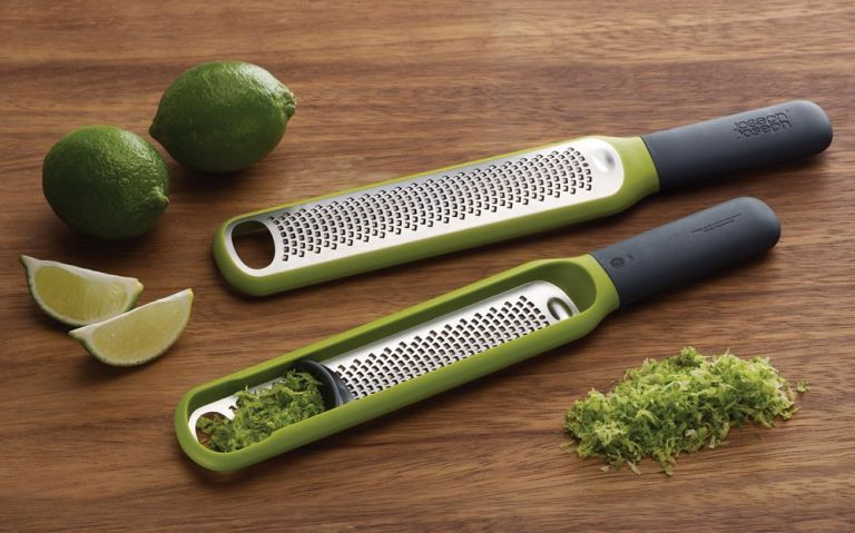 grater and microplaners