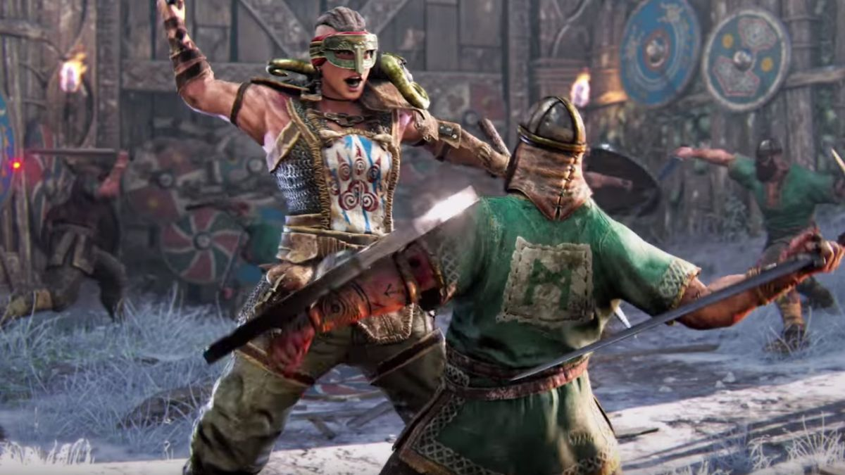 Get a free game, the chance to win a £1,200 PC and battle for prizes in a For Honor tournament - 6 reasons to attend the PCGamer Weekender!